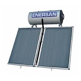 ENERSAN GLASS ECO 250lt 4,ΤΜ ΔΙΠΛΗΣ ΕΝΕΡΓΕΙΑΣ