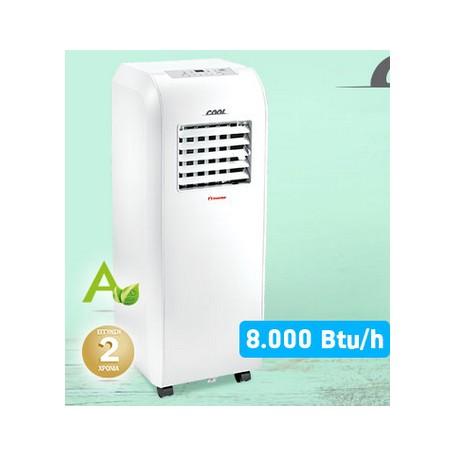 Φορητό κλιματιστικό Cool 8000BTU/H