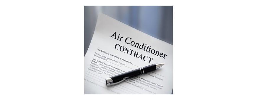 Συμβόλαια Συντήρησης Κλιματισμού